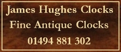 James Hughes Fine Antique Clocks